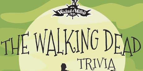 Tipsy Trivia Presents: The Walking Dead Trivia tickets