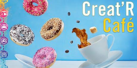Creat'R Cafe tickets