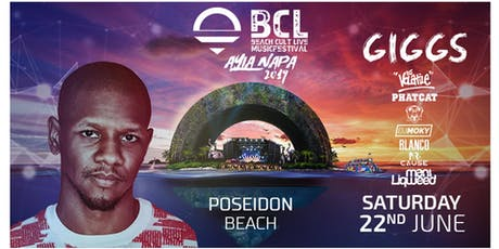 BCL Festival: Giggs tickets