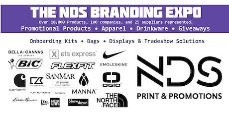NDS Branding Expo 2019 - Sacramento, CA tickets