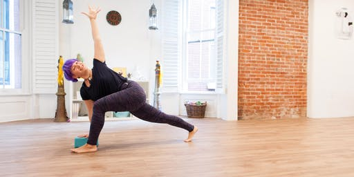 Freedom Flow Yoga with Rachel VerValin