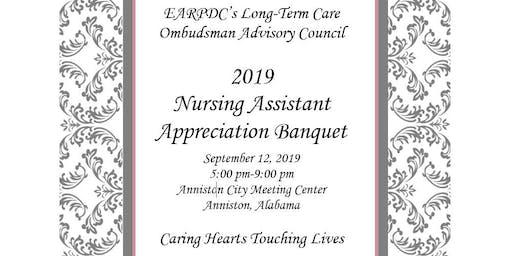 2019 Nursing Assistant Appreciation Banquet