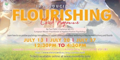 Flourishing Child Programme tickets