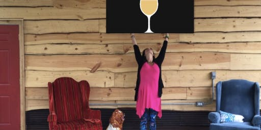 FREE Yoga at Ventisei Winery with Live Well Yoga