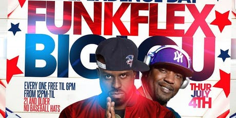 FUNK MASTER FLEX JULY 4TH ROOFTOP PARTY 2019 tickets