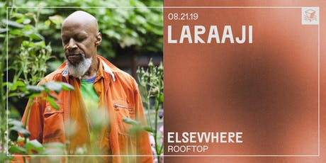 Laraaji @ Elsewhere (Rooftop) tickets