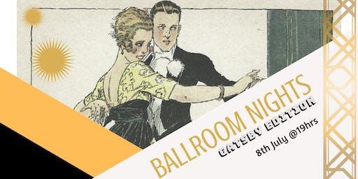 Ballroom Nights Gatsby Edition