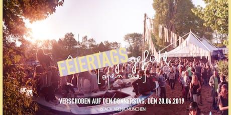 FEIERTAGSGEFÜHL w/ MIDAS104 {katermukke} & DANIEL RATEUKE {Stil vor Talent} Tickets