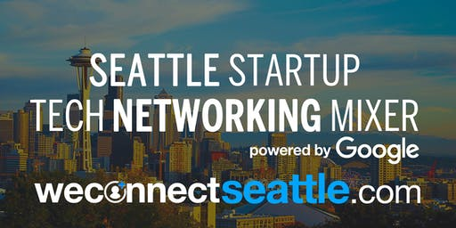 Seattle Startup and Tech Summer Mixer powered by Google
