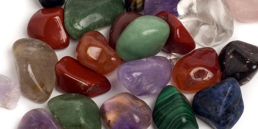 Healing with Crystals & Gemstones Workshop