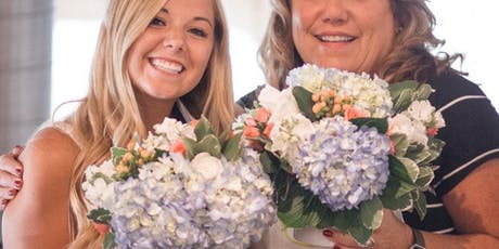 Design with Style Using Blue Hydrangeas tickets