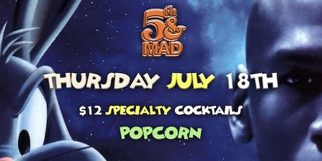 Theme Thursdays :: Space Jam tickets