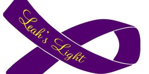 Leah's Light second annual 5km walk/run for overdose awareness