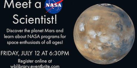 Mars Exploration with NASA scientist Elizabeth Smith tickets