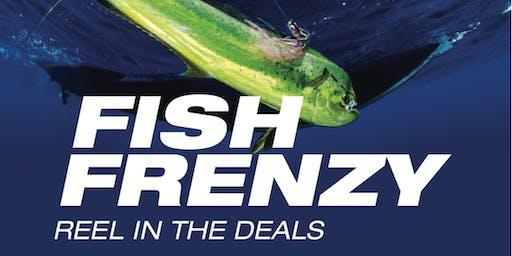 West Marine Kent Island Presents Fishing Frenzy