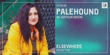 Palehound @ Elsewhere (Rooftop) tickets