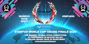 Startup World Cup Grand Finale 2020
