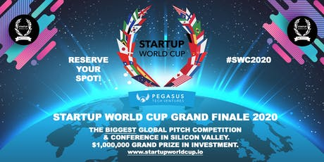 Startup World Cup 2020 tickets