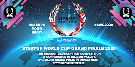 Startup World Cup Grand Finale 2020 tickets