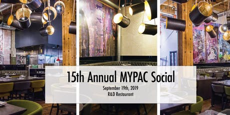 15th Annual MYPAC Social tickets