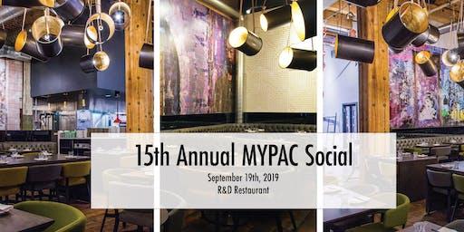 15th Annual MYPAC Social