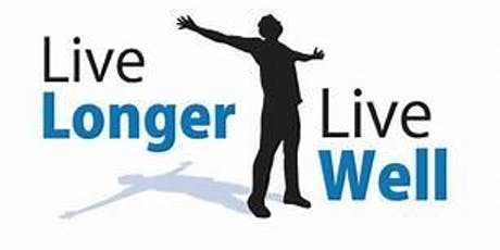 FREE Wellness Conference:Living Longer & Stronger tickets