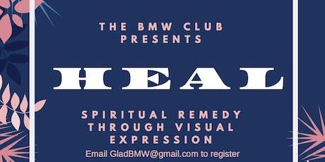 Heal: Spiritual Remedy Through Visual Expression tickets