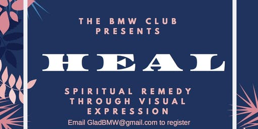 Heal: Spiritual Remedy Through Visual Expression