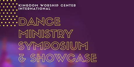 Dance Ministry Symposium & Showcase tickets