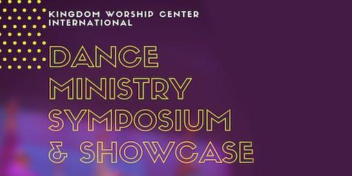 Dance Ministry Symposium & Showcase