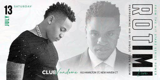 Rotimi Official Album Release Party
