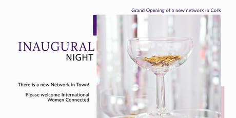 Inaugural night - International Women Connected tickets