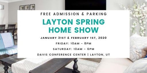 Layton Spring Home Show