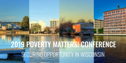 2019 Poverty Matters! Conference