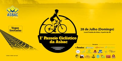 1º Passeio Ciclístico da Asbac Brasília