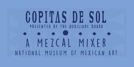 Copitas de Sol: A Mezcal Mixer