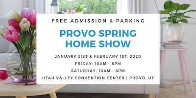 Provo Spring Home Show