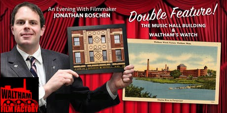 An Evening with Filmmaker Jonathan Boschen tickets