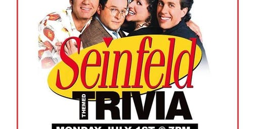 Seinfeld Themed Trivia