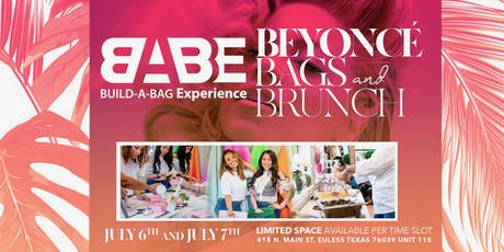BEYONCE' BAGS & BRUNCH tickets