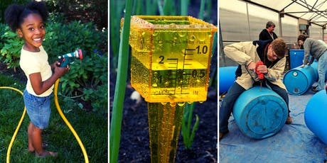Smart Watering and Do-It-Yourself Rain Barrel Workshop tickets
