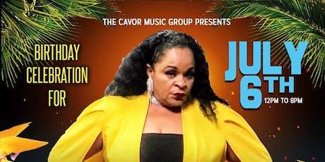 Summer Breeze Jazz Festival & Author Lavesha Draper VIP Birthday Celebration tickets