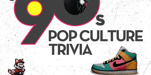 90s Pop Culture Trivia - Wyckoff, NJ
