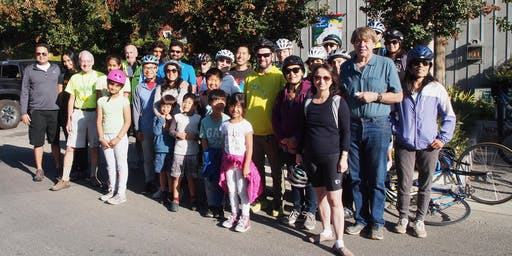 Historic Bike Tour of Los Altos
