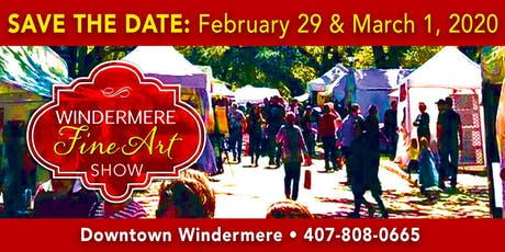 5th Annual Windermere Fine Art Show tickets