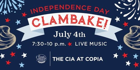 Independence Day Clambake! tickets
