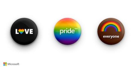 Microsoft Store Pride Kick-Off tickets