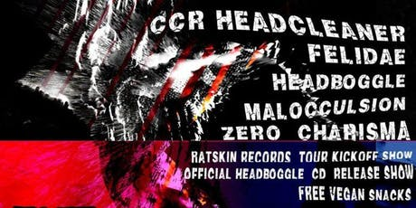 Ratskin Records Nite tickets