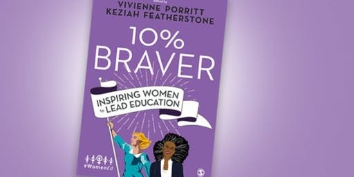 #WomenEd 5th Unconference Sheffield - #10%braver