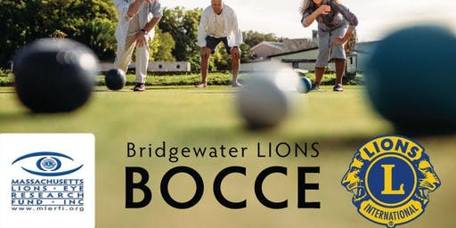 Bridgewater LIONS Bocce